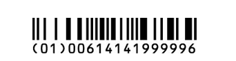GS1 Databar Barcodes Databar Limited